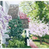 Spring at Home – commissions page