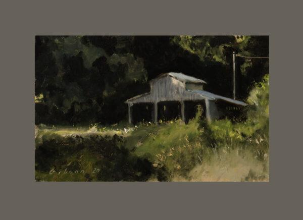Deep Shadow Barn