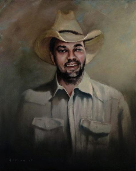 Portrait of Rob Wells