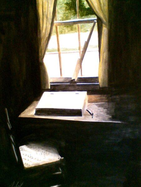 Writing Desk,
