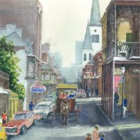 French Quarter, New Orleans1977