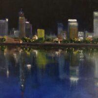 Memphis Reflection
