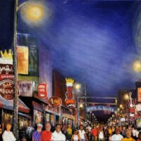 """A Night on Beale Street"""