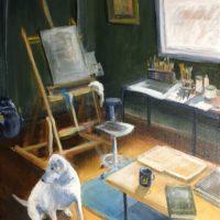 Bob McCabe: Acrylic Painting