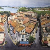 The Village of Arles