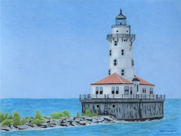 2019 – Chicago Harbour Lighthouse